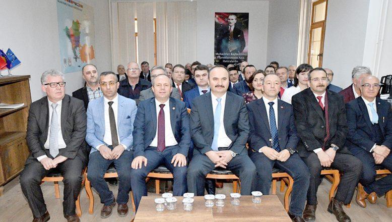 Balkan Türkleri Edirne'de buluştu
