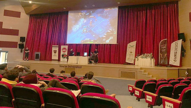 E-Spor Turnuvası düzenlendi