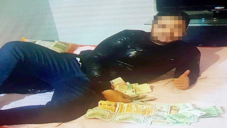 İran uyruklu gaspçılar yakalandı