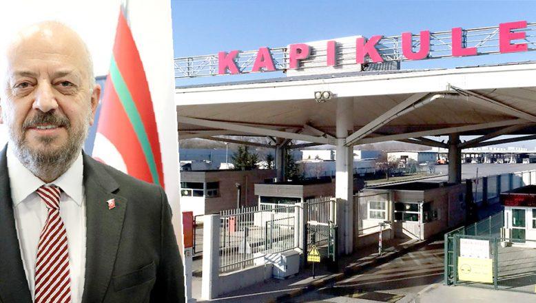 Kapıkule'den 7 milyon yolcu geçti