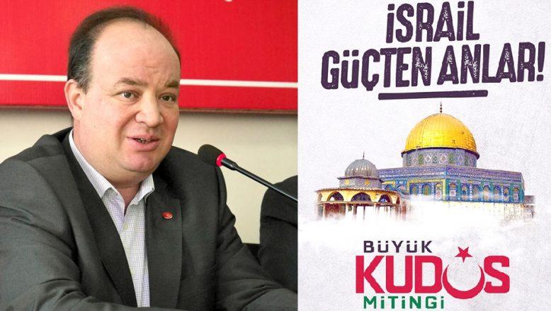 Saadet Partisi'nden Kudüs çağrısı!