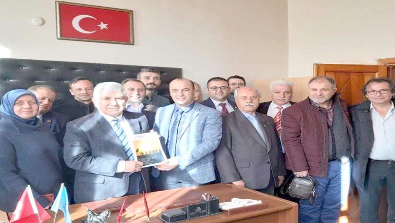 MHP'den Türk Ocağı'na ziyaret