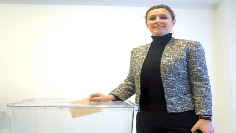 CHP'de Reyhan Güzel güven tazeledi