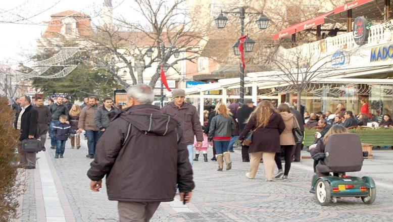 Edirne'nin nüfusu 413 bin 903 kişi