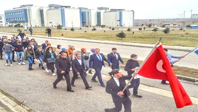Ülkü Ocakları, Çakıroğlu'nu andı