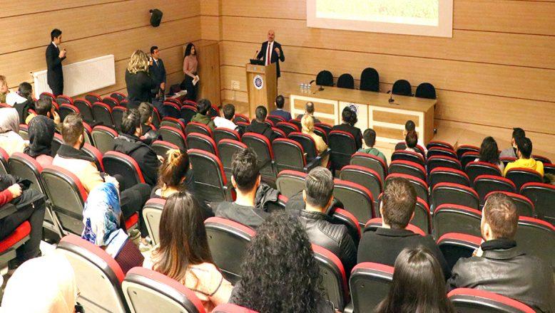 'Tekirdağ'ın Kültür ve Turizm Potansiyeli' konferansı