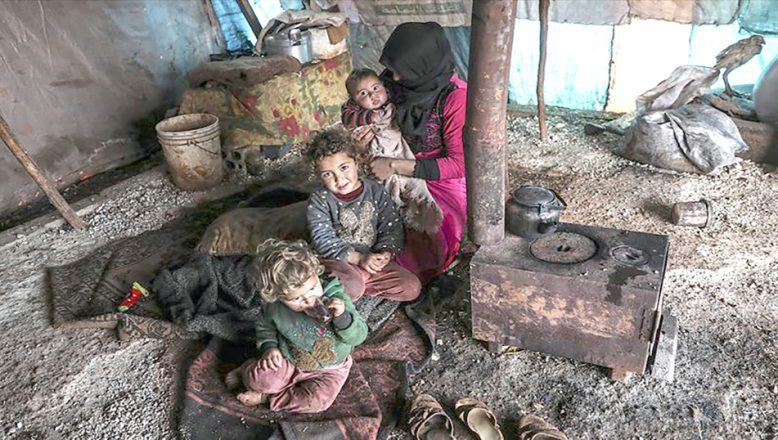 """""""Eylemsizliğin bedelini, İdlib halkı ödüyor"""""""