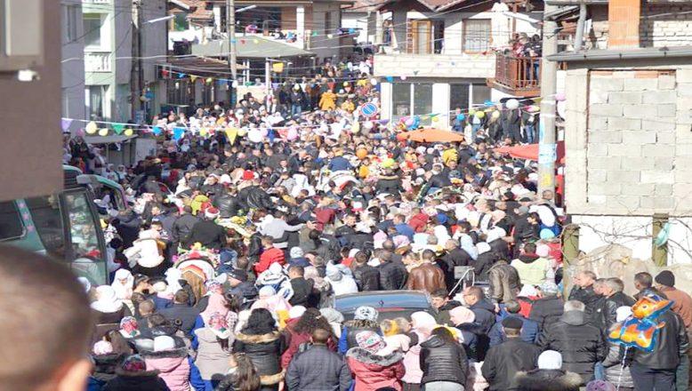 Toplu Sünnet Programı çok kalabalık oldu