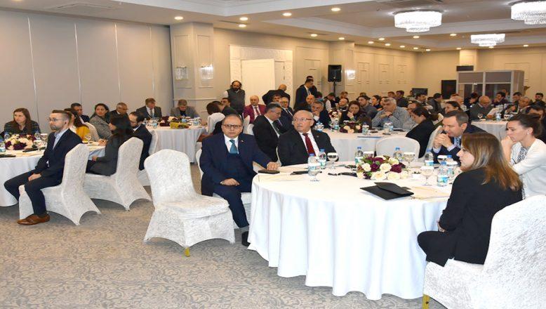 Kentsel Dönüşüm Çalıştayı düzenlendi