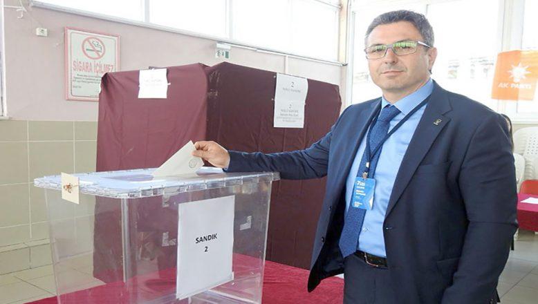 AK Parti Lalapaşa'da Ayyıldız ile devam