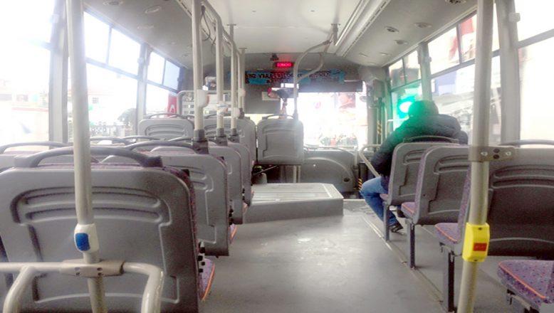 Toplu ulaşımda yüzde 50 sınırı kaldırıldı