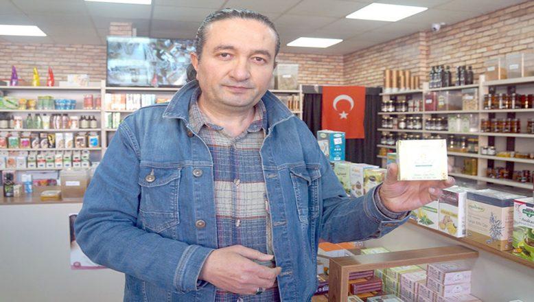 Aktar Güvenbaş'tan kalıp sabun önerisi