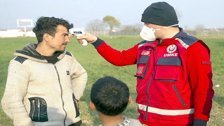 Sığınmacılara üst düzey sağlık hizmeti