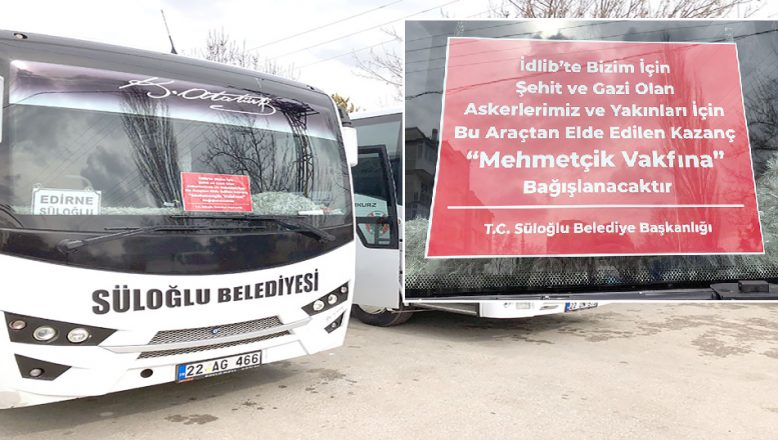 Süloğlu Belediyesi'nden anlamlı kampanya