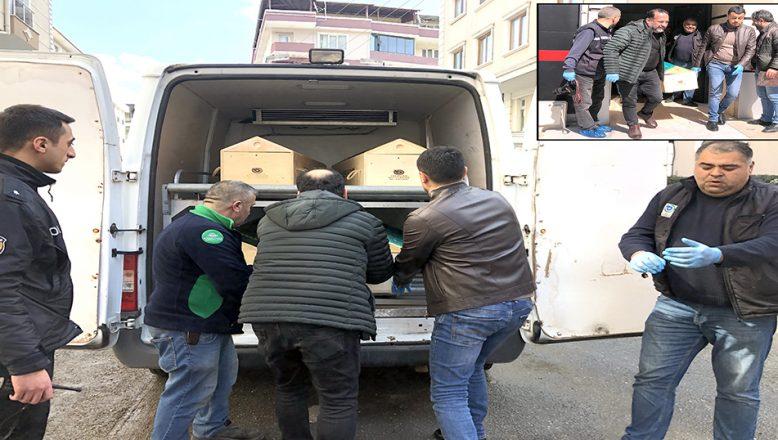 Azerbaycan uyruklu kadını bıçakla öldüren zanlı polise teslim oldu