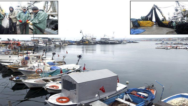 Balıkçılar, koronavirüs nedeniyle av sezonunu erken kapattı