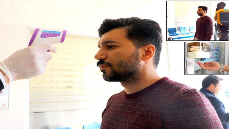 TREDAŞ'tan çalışanları ve vatandaşlar için koronavirüs önlemi