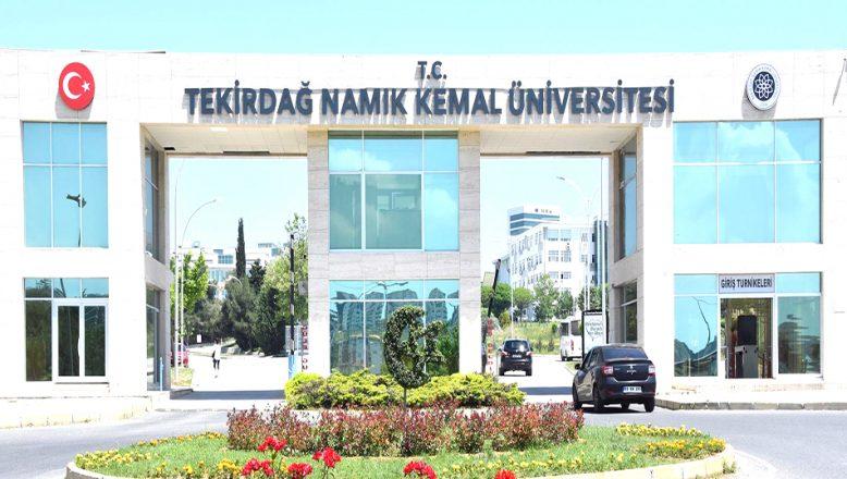 NKÜ'de uzaktan eğitim, Pazartesi günü başlıyor