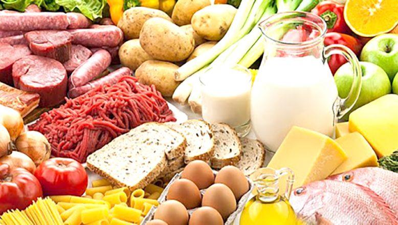 """""""Panik için neden yok, yeterli miktarda gıdalar var"""""""
