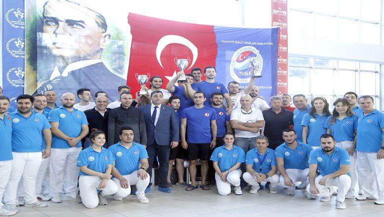 Serbest Dalış Federasyon Kupası sona erdi