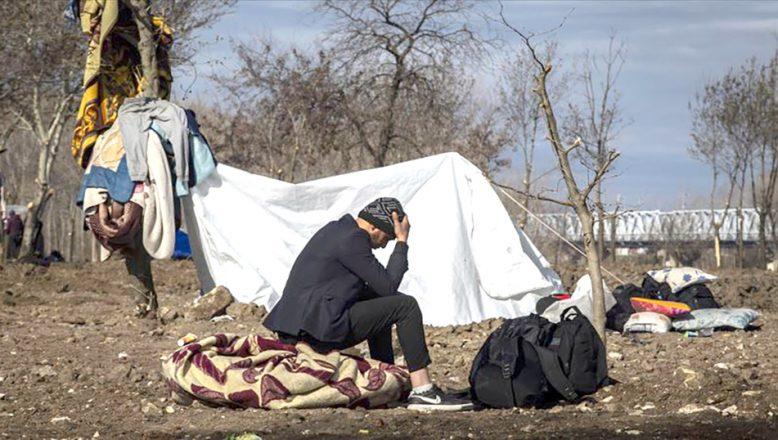 Avrupa, sığınmacılar gelmesin diye 'Değerlerini', Yunanistan'da askıya aldı