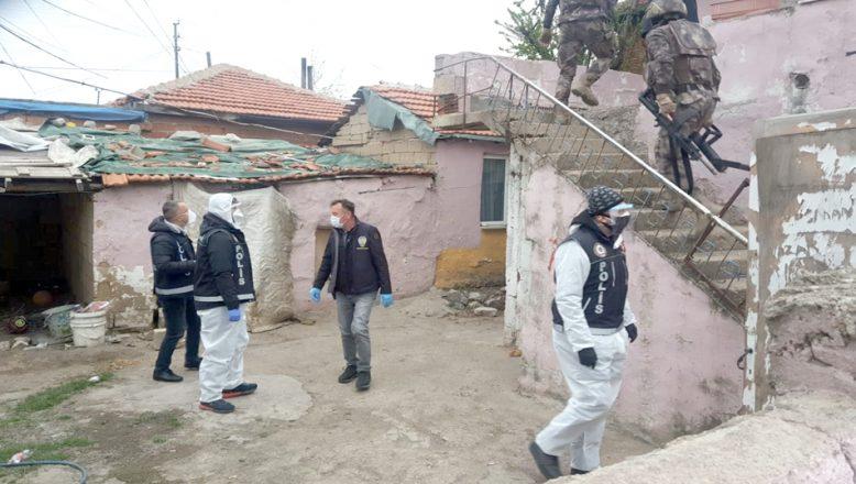 Uyuşturucu operasyonunda dört kişi yakalandı