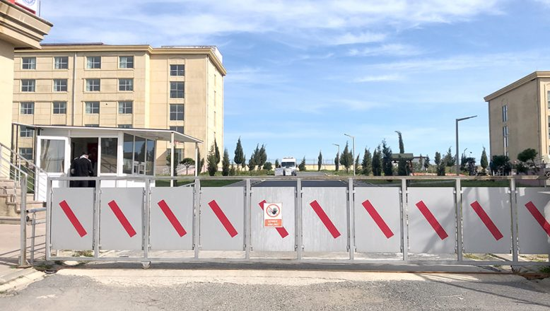 Libya'dan getirilen 62 Türk vatandaşı Çorlu'da karantinaya alındı