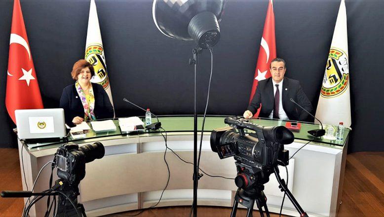 Barolar Birliğinden avukat ve stajyer avukatlara online eğitim
