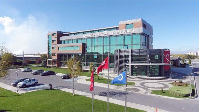 Çerkezköy OSB'de üretim devam ediyor