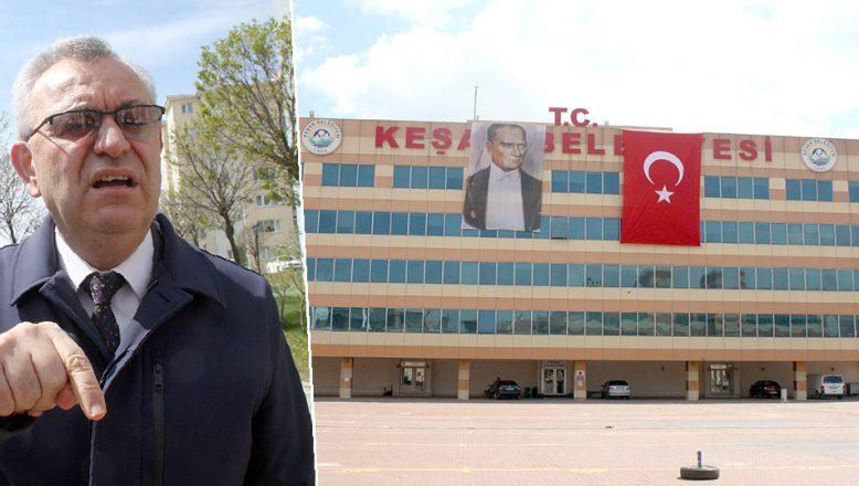 """Başkan Helvacıoğlu tepki gösterdi… """"İşten çıkarılmaları için önerge vereceğim"""""""