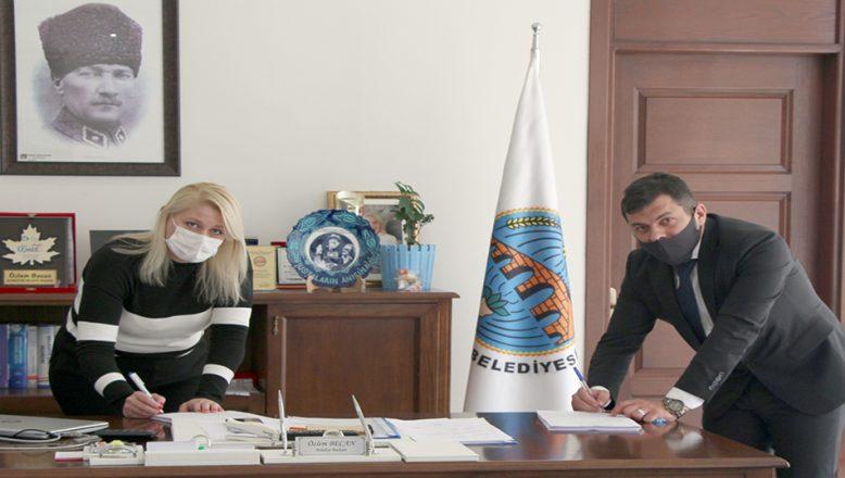Uzunköprü'de Vadi Projesi imzaları atıldı
