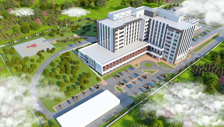 Yeni Uzunköprü Devlet Hastanesi İhalesi yapıldı