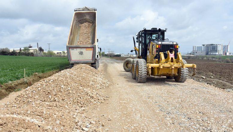 Tekirdağ Şehir Hastanesi bağlantı yollarının yapımına başlandı