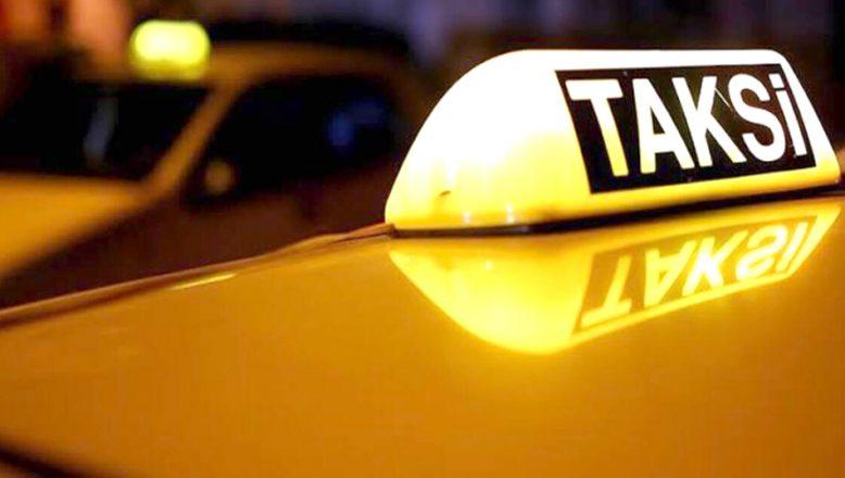 Sokağa çıkma yasağının sona ermesiyle, taksiciler iş başı yaptı
