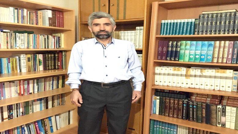 Din görevlisi, maaşını Milli Dayanışma Kampanyası'na bağışladı