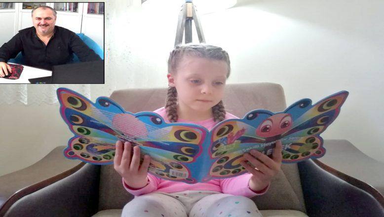 """""""Çocuklarınızı, ilgi alanlarına girmeyen kitapları okumaya zorlamayın"""""""