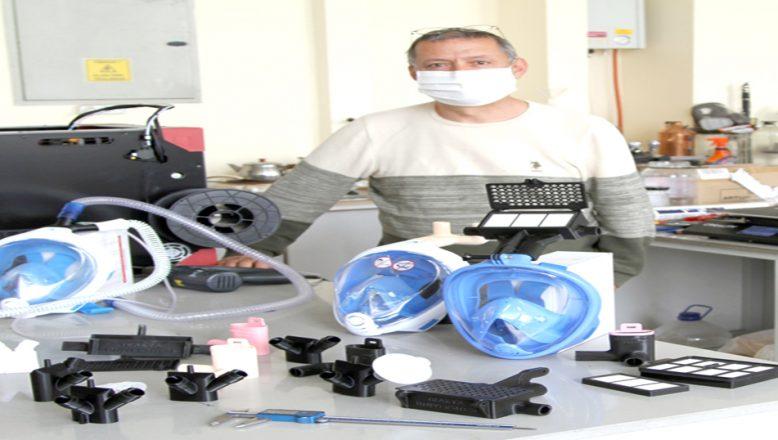 Tıbbi ekipman üretmek isteyenlere destek