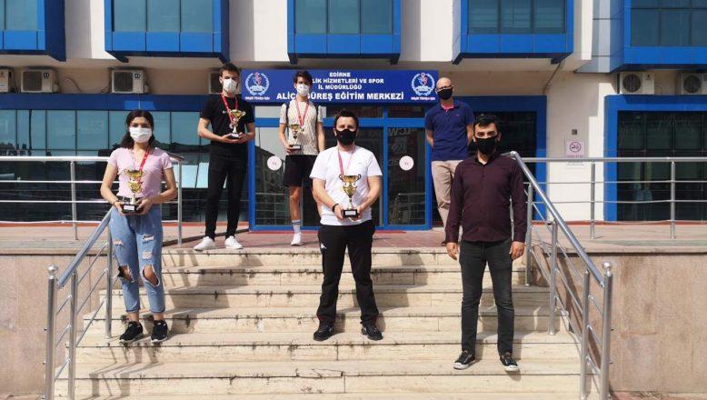 E-Spor Federasyonu'ndan Edirne'de ilk etkinlik