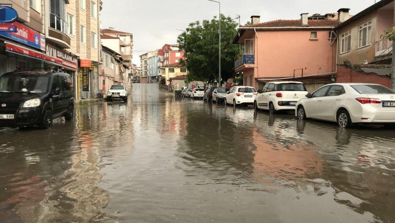Yağmur sonrası, klasik Edirne fotoğrafları