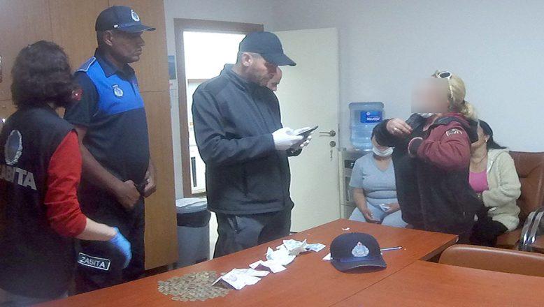 Dilenci operasyonunda, üç kişi yakalandı