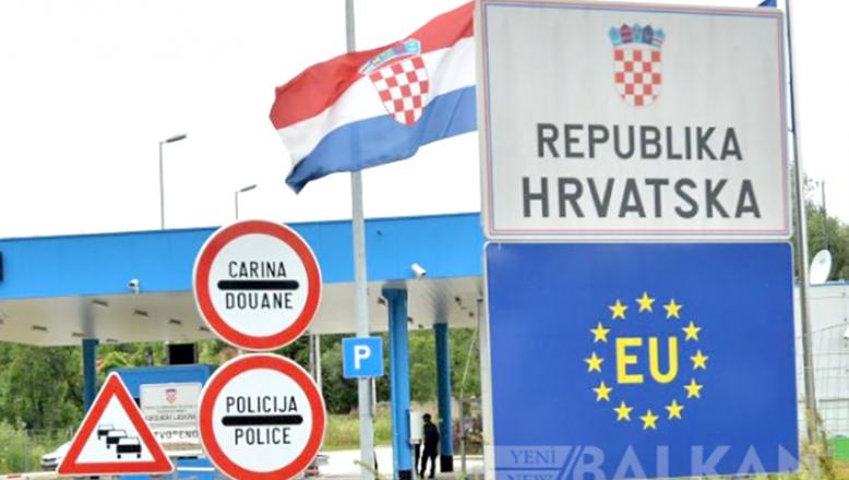 Hırvatistan sınırlarını açtı