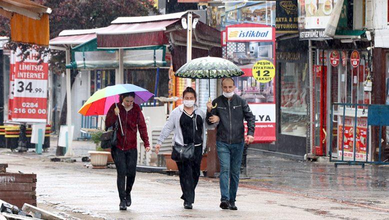 Çok kuvvetli yağış uyarısı yapıldı
