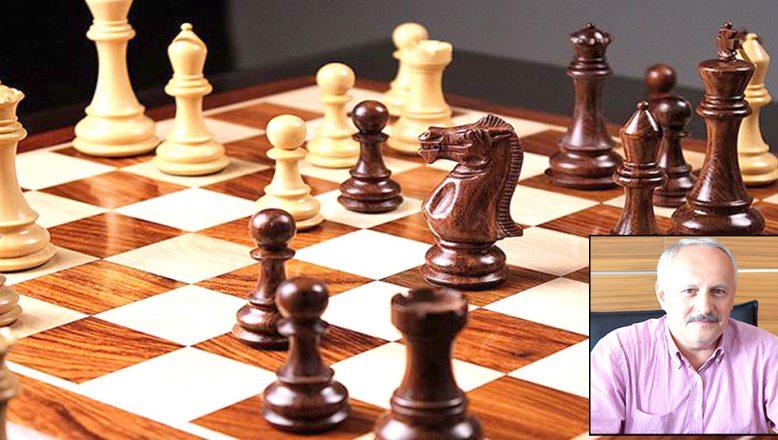 Salgın sürecinde evde kalan çocuklara, 'satranç' önerisi