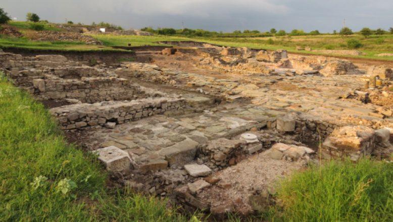 Burgas çevresindeki Deultum Roma kolonisinin eskiden limanı olduğu ortaya çıktı