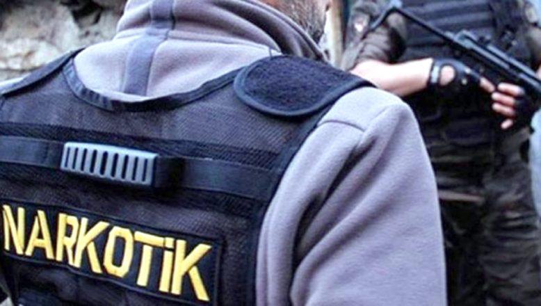 Uyuşturucu operasyonunda yakalanan üç şüpheli tutuklandı