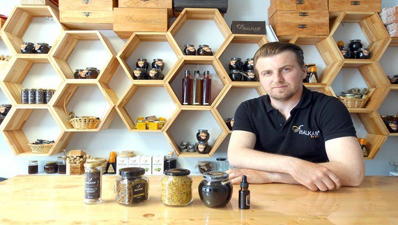"""""""Bağışıklık sistemini güçlendirmek isteyenler, arı ürünlerine yöneldi"""""""