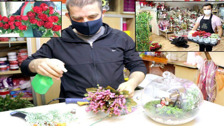 """""""Annelere, dezenfekte edilmiş çiçekler hediye edilecek"""""""