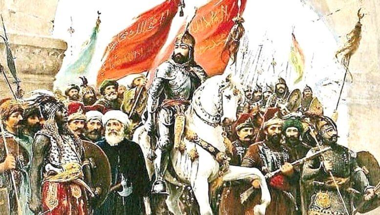 İstanbul'un Fethi'nin, 567. yılı