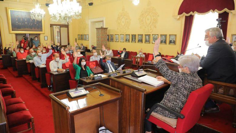 Meclis, bütçeyi karara bağladı