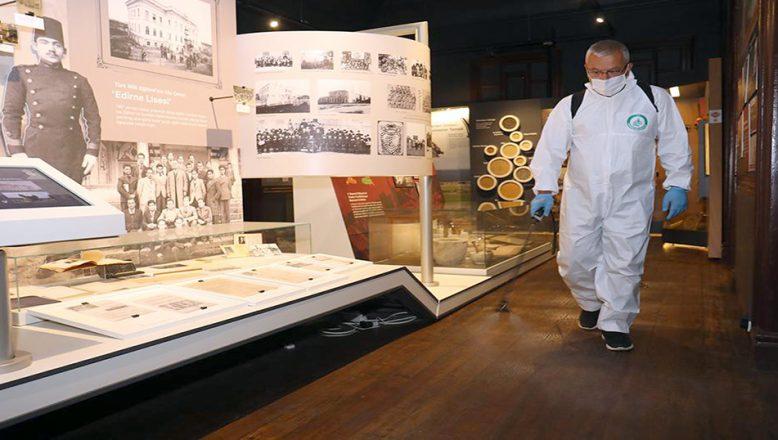 Kent Müzesi kapılarını ziyaretçilere açtı
